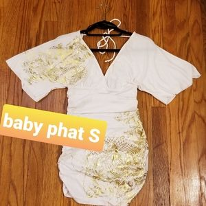 Baby phat Small tunic in like new condit